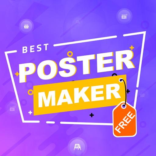 the poster maker flyer designer banner maker poster making app