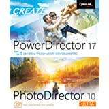 CyberLink PowerDirector 17 Ultra & PhotoDirector 10 Ultra Combo | PC | PC Activation Code by email