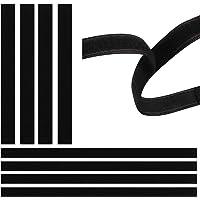 tiopeia 8 Stück Rsatzgurte Hoverboard Gurte, Schutzausrüstung, Hoverboard Kart Sitz, Verstellbare Ersatzklettband für…