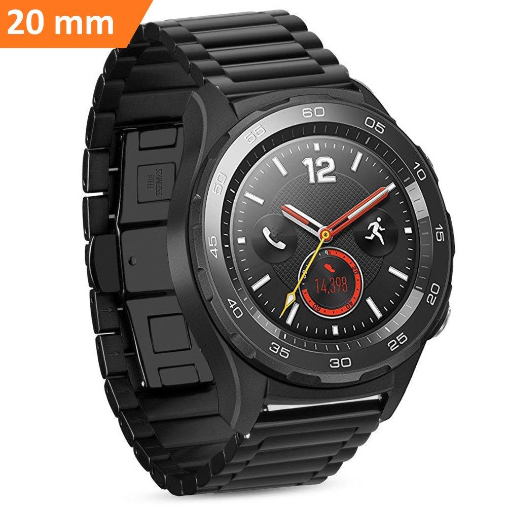 30e71785ce15 oferta en iBazal Huawei Watch 2 Correa Acero 20mm