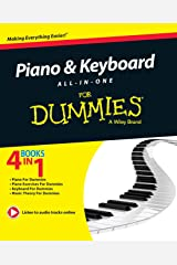 Piano and Keyboard All-in-One For Dummies (For Dummies Series) Paperback