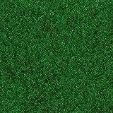Kunstrasen Rasenteppich mit Noppen | 133, 200, 250 und 400 cm Breite | verschiedene Größen | Höhe ca. 7,5mm | dunkel-grün | Größe: 1,5 x 2,5 m