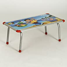 NHR Kids Multipurpose Bed Table with Foldable Legs (Multicolour)