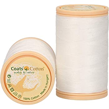 1000m 100 % Baumwolle MEZ Cotton Stärke 50 4667050-09750 schwarz Nähgarn