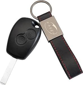 Schlüssel Gehäuse Fernbedienung Für Renault 2 Tasten Elektronik