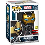 Marvel Funko Pop 80th Anniversary - Iron Man Model 39 Bobble-Head (Glow in The Dark)