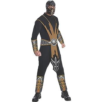 883f62d172ed Mortal Kombat - costume Scorpion per gli adulti (880.451 Rubie di)