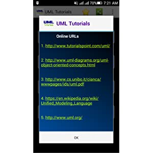 UML Tutorials: Amazon co uk: Appstore for Android