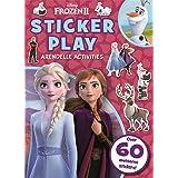 Disney Frozen 2 Sticker Play Arendelle Activites