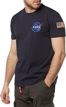 ALPHA INDUSTRIES Men's Space Shuttle T Undershirt