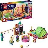 LEGO TrollsWorldTour AvventurasullaZatteraaLonesomeFlats con Poppy,BrancheHicory, Playset per Bambini, 41253
