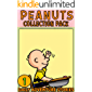 Peanuts Adventure Stories: Collection 1 - New Peanuts Cartoon Comic Snoopy Adventure Stories For Kids
