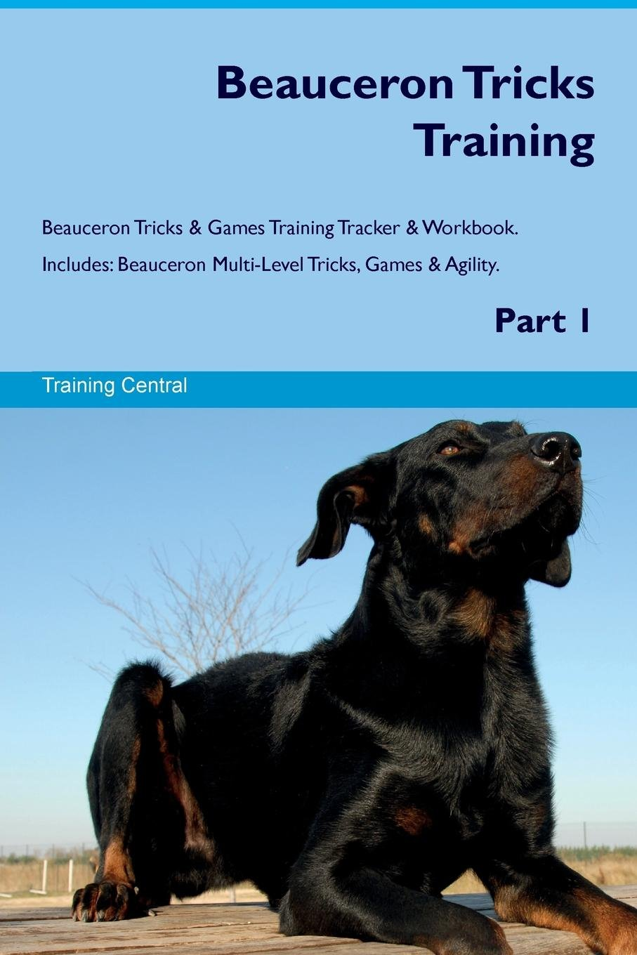 Beauceron Tricks Training Beauceron Tricks & Games Training Tracker & Workbook.  Includes: Beauceron Multi-Level Tricks, Games & Agility. Part 1