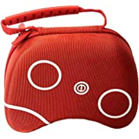 Stealodeal Red Universal Travel EVA Game Controller Carrying Case Gaming Accessory Box (for Xbox One, Xbox, Xbox 360…