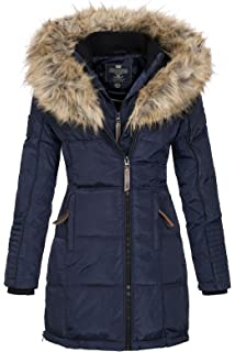 GEOGRAPHICAL NORWAY LUXUS Jacke Herren Winter Mantel