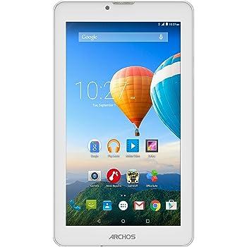 'Archos 70C Xenon 3g Tablet Touchscreen 7(17,78cm) (8GB, Android, 1Klinkenstecker, Weiß)