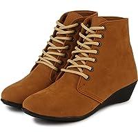 Do Bhai Women's Synthetic Boot Tony Shoes