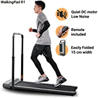 WALKINGPAD KINGSMITH R1 Treadmill, pliable, Walking/Running modes, Remote Control, 0.5-10 km/h Speed.