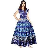 FrionKandy Women's A-Line Maxi Dress