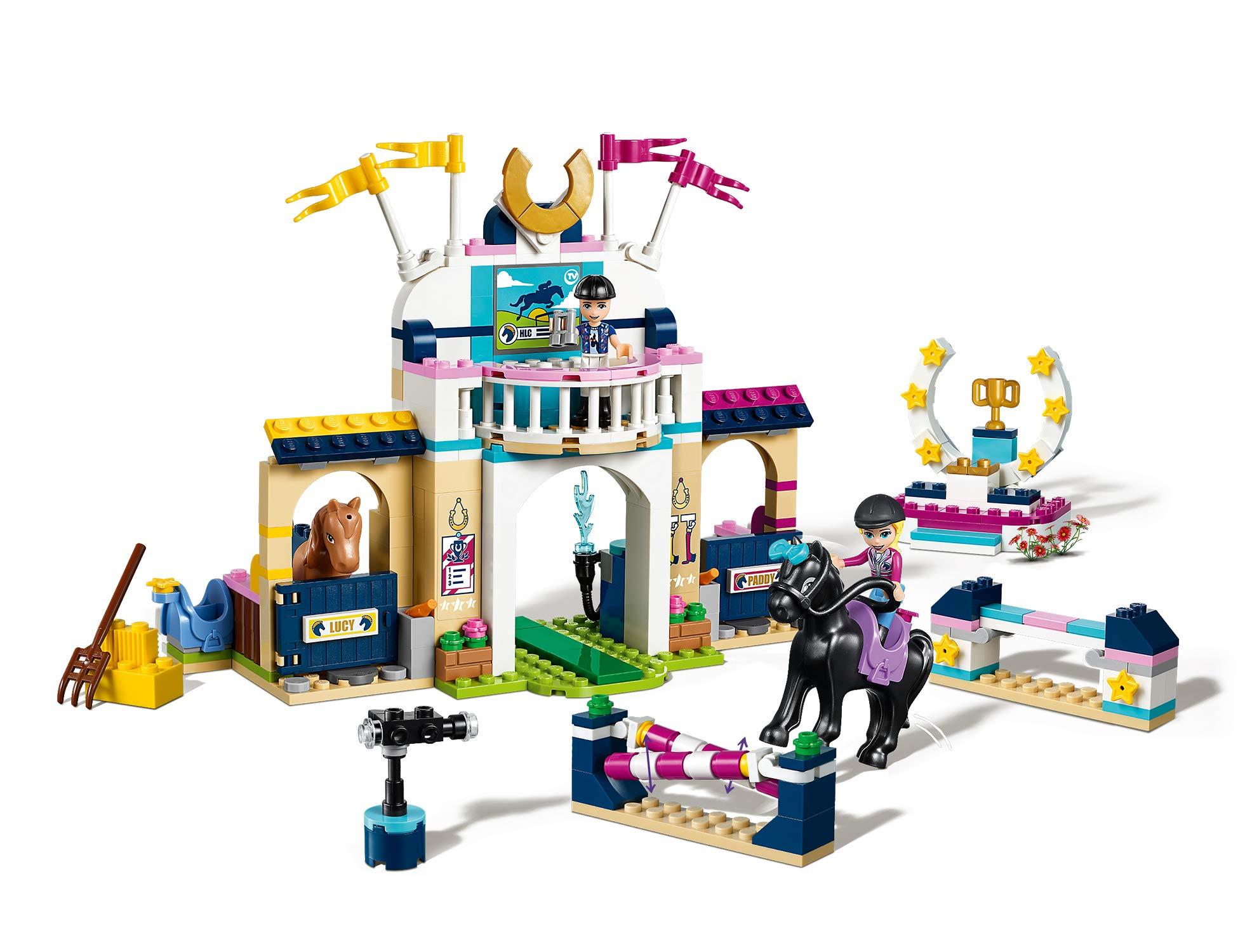 LEGO Friends - La gara di equitazione di Stephanie, 41367 3 spesavip