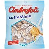 Ambrosoli Caramelle Lattemiele, 135g