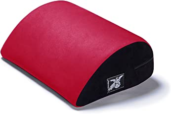 Liberator Jaz Motion - Intimate Positioning Pillow - Cherry