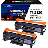 GPC Image TN2420 TN-2420 Cartouche de Toner Compatible pour Brother TN2410 TN-2410 pour Brother DCP L2510D L2530DW L2550DN,HL