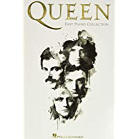 Queen - Easy Piano Collection [Lingua inglese]