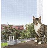Trixie skyddsnät, 3 × 2 m, transparent