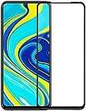 DD SON Tempered Glass for Xiaomi Poco X2/Redmi Note 9 pro/pro Max (11D)-Edge to Edge Full Screen Coverage