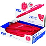 MILAN 176512925 - Bolígrafo de punta redonda, 25 unidades