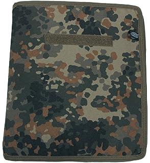 Kleidung & Accessoires Neue Mode Mil-tec Bw Kommandeurs-mappe Din A4 Schwarz