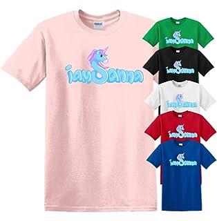 Pink Shirt With Shoes Roblox Leah Ashe T Shirt Top Kids Girls Roblox Gaming Gamer Youtuber T Shirt Amazon Co Uk Clothing