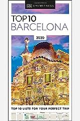 DK Eyewitness Top 10 Barcelona: 2020 (Pocket Travel Guide) Paperback