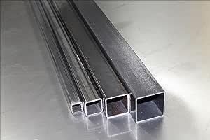 Stahl 1000 x 25 x 25 mm GAH-Alberts 432539 Vierkantrohr