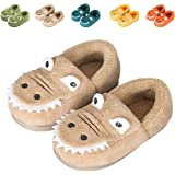 Boys and Girls Plush Slippers Infant