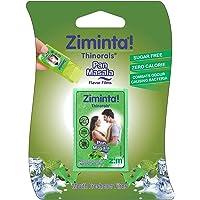 Ziminta Sugar Free Mint Mouth Freshener Easily Soluble Digestive Dispensable Strip (30 Strips, Pan Masala Flavour…
