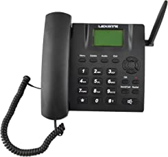 LEXSTAR LX-FWP 4G Gsm Fixed Cordless Landline Phone