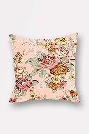 Bonamaison Decorative Throw Pillow Cover, Multi-Colour, 45 x 45 cm, BNMYST2412