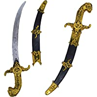 Prime King Sword with Cover/Talwar Toy for Kids Boys and Girls Pack of 1