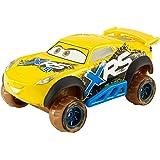 Disney Cars GBJ37 - XRS Xtreme Racing Serie Schlammrennen Die-Cast Spielzeugauto Cruz Ramirez, Spielzeug ab 3 Jahren