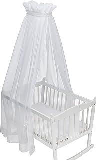 80 x 80 cm Blanc//Rose Sterntaler Serviette de bain /à capuche Katharina /Âge: /à partir de 0 Mois