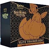 Pokemon 820650808173 TCG: Shining Fates Elite Trainer Box, meerkleurig