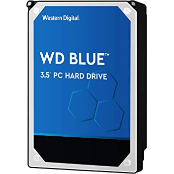 "WD Blue - Disco Duro para Ordenadores de sobremesa de 1 TB (5400 RPM, SATA a 6 GB/s, 64 MB de caché, 3,5"")"