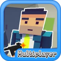 Pixel War - Online Multiplayer Block Shooter!