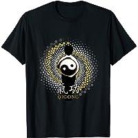 Qi Gong - Yin Yang, Tai Chi, Qigong T-Shirt