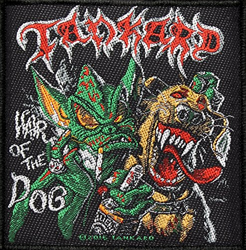 Tankard toppa Hair of the dog Patch 10x 10cm