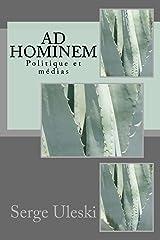 Ad hominem Format Kindle