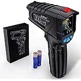 Infrarood Thermometer Digitale Laser Temperatuur Pistool MESTEK IR Pyrometer Contactloze -50°C ~ 800°C Kleuren LCD Alarmfunct
