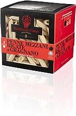 Penne mezzani rigate di Gragnano IGP - pack 2 astucci da 500 gr
